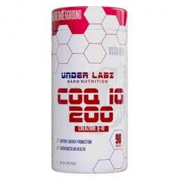 COQ-10 200mg - 90 v-caps