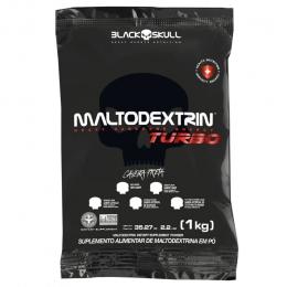 Maltodextrina Turbo (1kg) - Black Skull